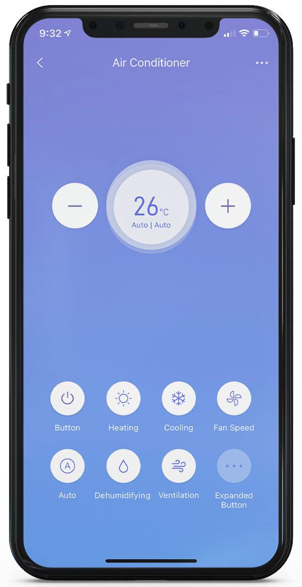 Aqara M2 Smart AC Control App